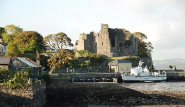 carlingford-castle